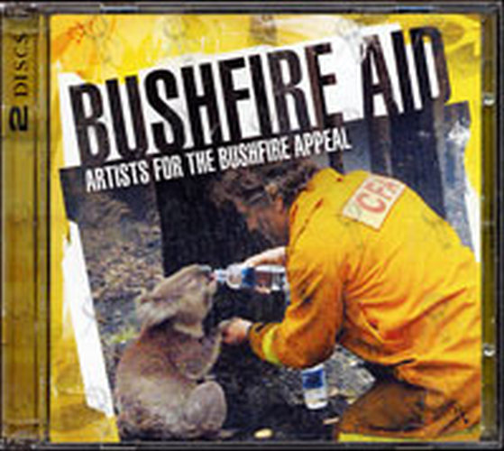 VARIOUS ARTISTS - Bushfire Aid: Artists For The Bushfire Relief - 1