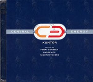 VARIOUS ARTISTS - Central Energy - 1
