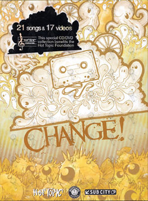 VARIOUS ARTISTS - Change! - 1