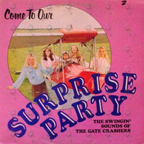 VARIOUS ARTISTS - Come To Our Suprise Party Vol. 3 - 1