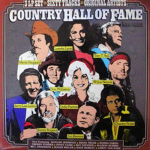 VARIOUS ARTISTS - Country Hall Of Fame - 1