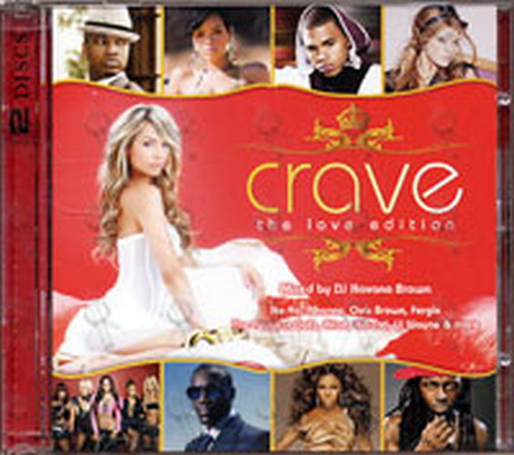 VARIOUS ARTISTS - Crave - The Love Edition - 1