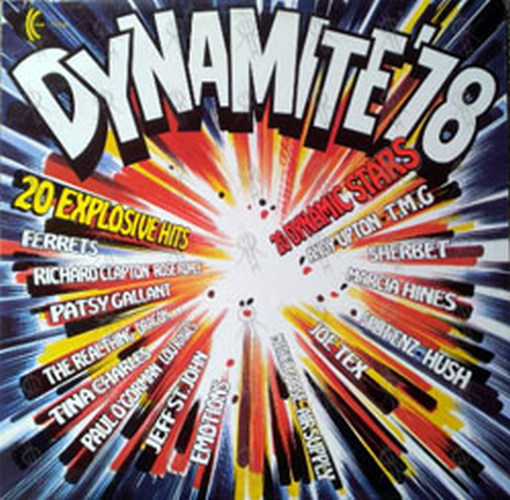 VARIOUS ARTISTS - DYNAMITE 78 - 1
