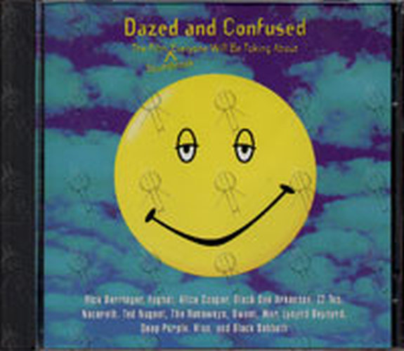 Various Artists Dazed And Confused Film Soundtrack