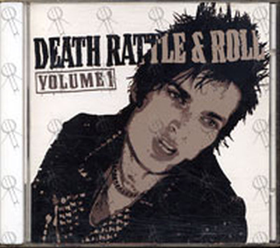VARIOUS ARTISTS - Death Rattle & Roll Volume 1 - 1