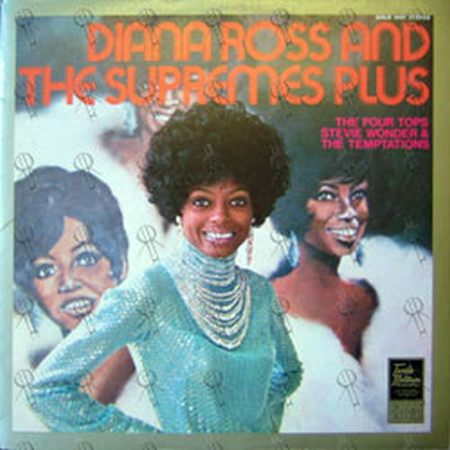Various Artists Diana Ross And The Supremes Plus The
