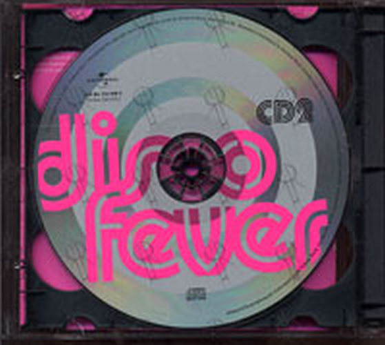 Various - Disco Fever - Get Up And Boogie