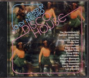 VARIOUS ARTISTS - Disco House Mixed By Joey Negro - 1