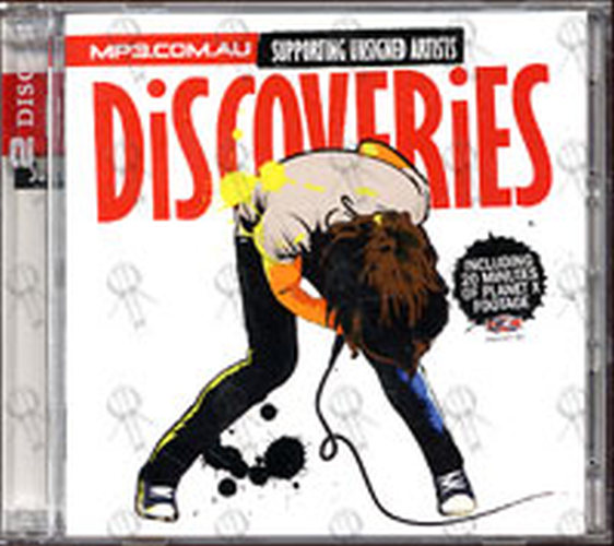 VARIOUS ARTISTS - Discoveries - 1
