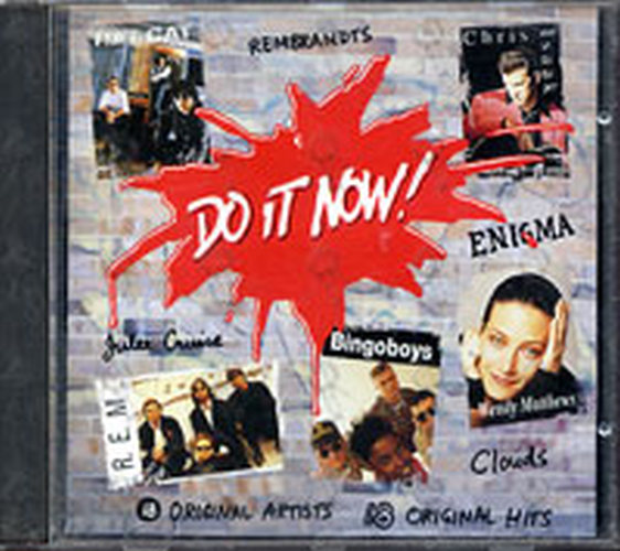 VARIOUS ARTISTS - Do It Now! - 1