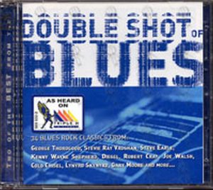 VARIOUS ARTISTS - Double Shot Of Blues - 1