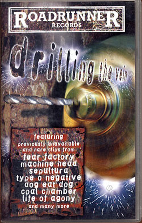 VARIOUS ARTISTS - Drilling The Vein - 1
