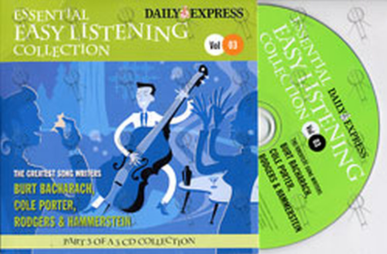 VARIOUS ARTISTS - Essential Easy Listening Collection: Part Three Of Three - 1