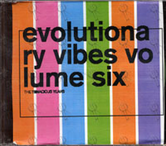 VARIOUS ARTISTS - Evolutionary Vibes 6: The TENacious Years - 1