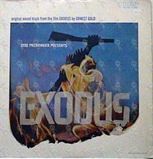 VARIOUS ARTISTS - Exodus - 1