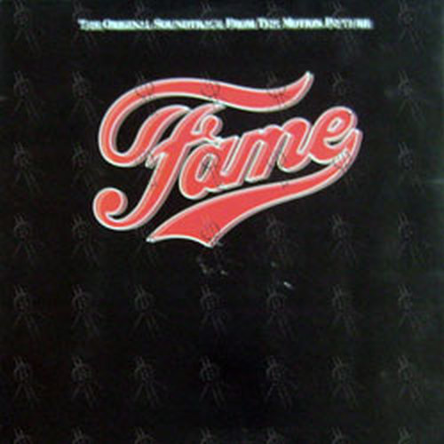 VARIOUS ARTISTS - Fame - The Original Soundtrack From The Motion Picture - 1