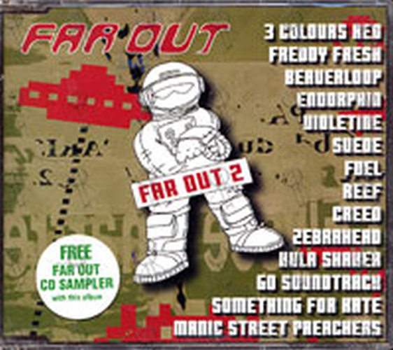 VARIOUS ARTISTS - Far Out 2 - 1