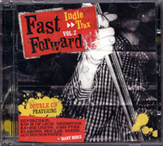 VARIOUS ARTISTS - Fast Forward: Indie Trax Volume 2 - 1