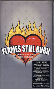 VARIOUS ARTISTS - Flames Still Burn - 1