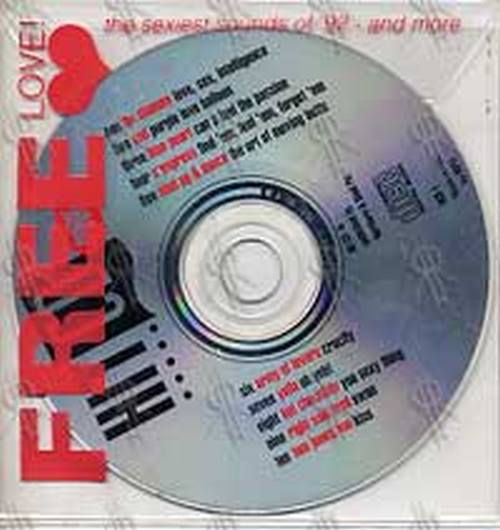 VARIOUS ARTISTS - Free Love!: The Sexiest Sounds Of '92 - 1