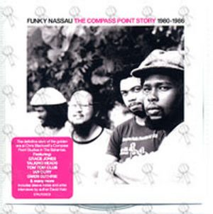 VARIOUS ARTISTS - Funky Nassau: The Compass Point Story 1980 - 1986 - 1