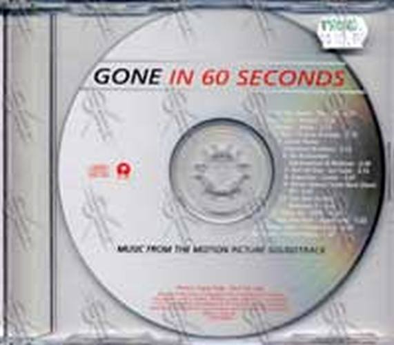 VARIOUS ARTISTS - Gone In 60 Seconds - 1