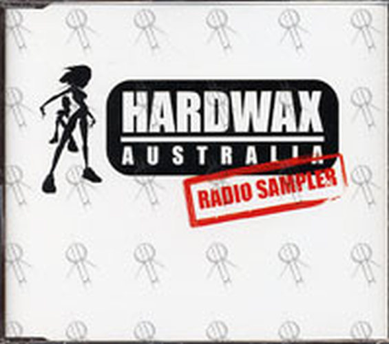 VARIOUS ARTISTS - Hardwax Australia Radio Sampler - 1