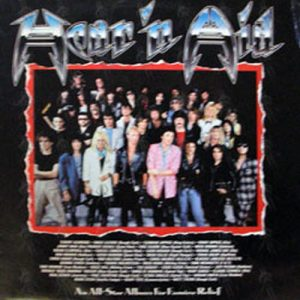 VARIOUS ARTISTS - Hear 'N Aid - 1