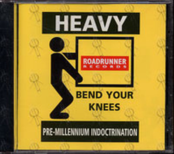 VARIOUS ARTISTS - Heavy: Bend Your Knees - 1