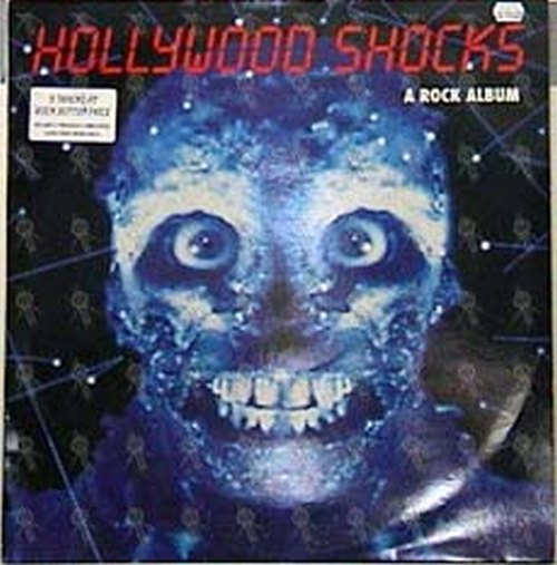 VARIOUS ARTISTS - Hollywood Shocks - 1