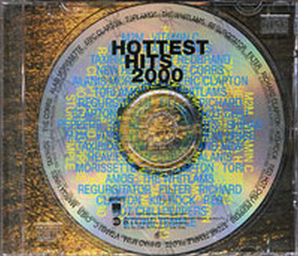VARIOUS ARTISTS - Hottest Hits 2000 - 3