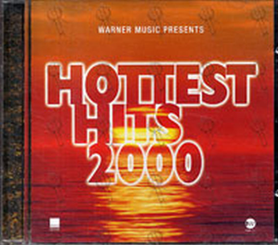 VARIOUS ARTISTS - Hottest Hits 2000 - 1