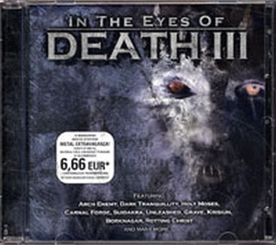 VARIOUS ARTISTS - In The Eyes Of Death III - 1