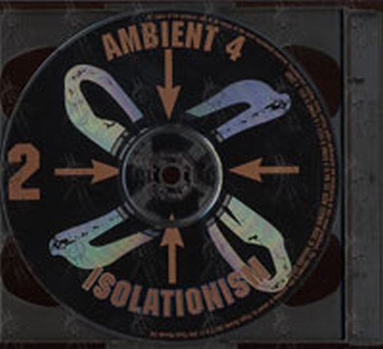 VARIOUS ARTISTS - Isolationism - 4