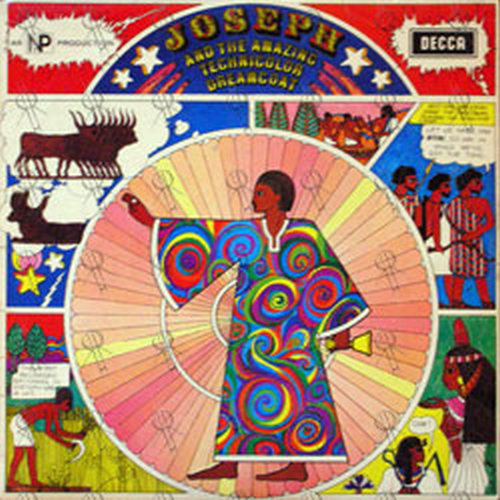 VARIOUS ARTISTS - Joseph And His Amazing Technicolor Dreamcoat - 1