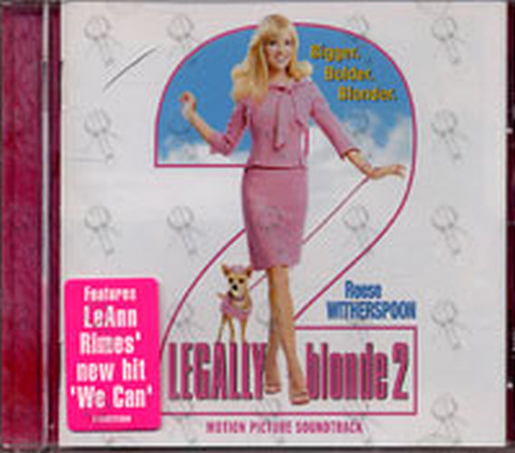 Legaly Blonde Soundtrack