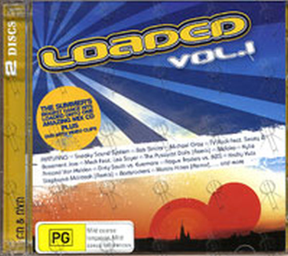 VARIOUS ARTISTS - Loaded Vol. 1 - 1