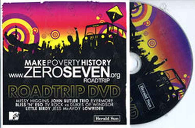 VARIOUS ARTISTS - Make Poverty History Road Trip - 1