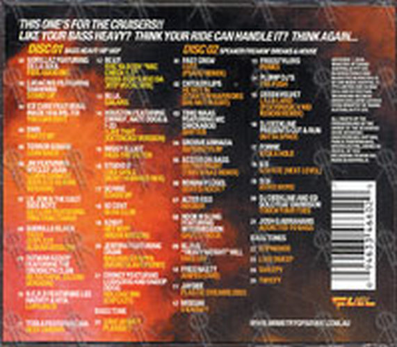 Fitness Dvd Ministry Of Sound: Ministry Of Sound: Maximum Bass (Album