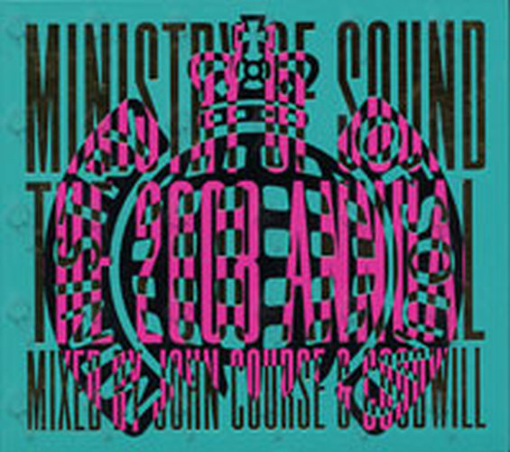 Various Artists Ministry Of Sound The 2008 Annual