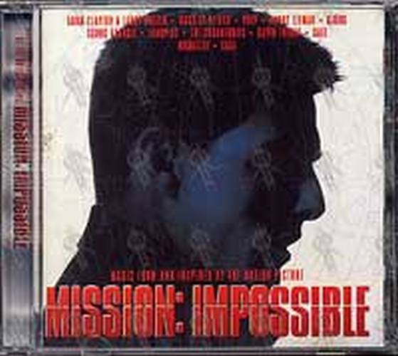 Various Artists Mission Impossible Album Cd Rare