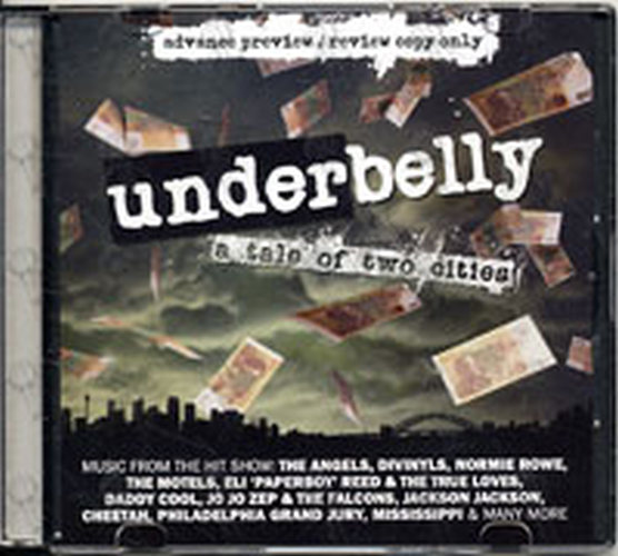 VARIOUS ARTISTS - Music From The Hit Show Underbelly - 1