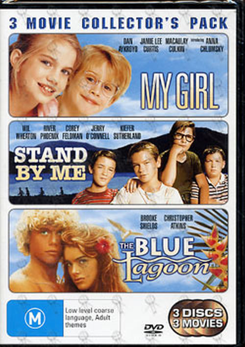 VARIOUS ARTISTS - My Girl / Stand By Me / The Blue Lagoon - 1