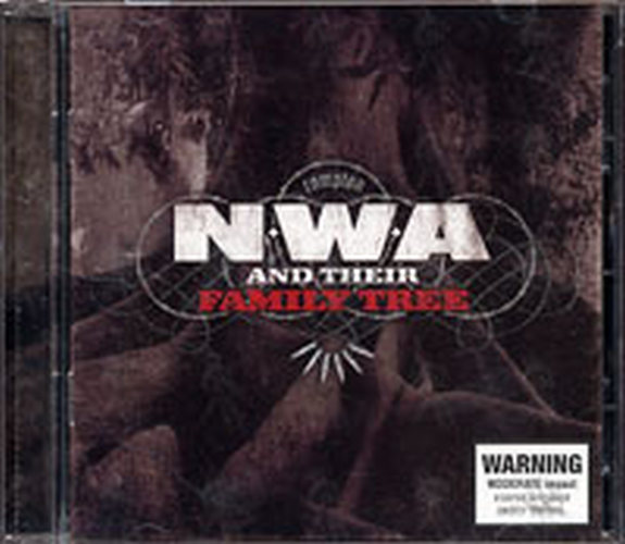 VARIOUS ARTISTS - N.W.A And Their Family Tree - 1