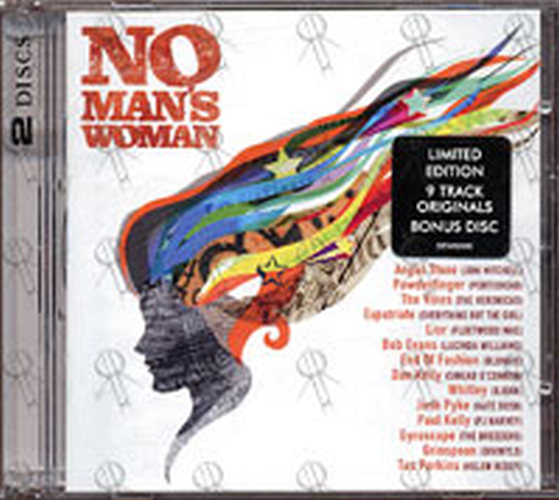 VARIOUS ARTISTS - No Man's Woman - 1