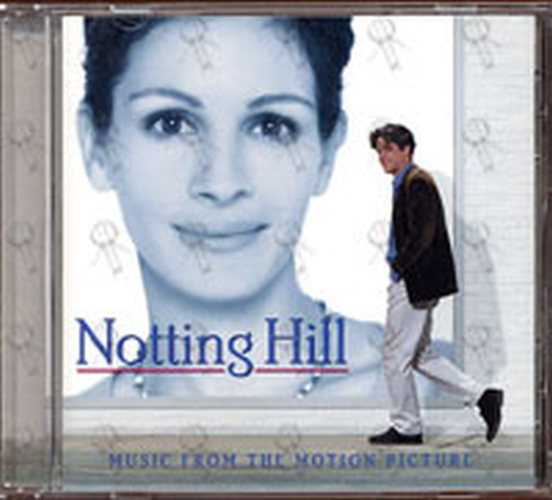 various artists notting hill music from the motion picture album cd rare records. Black Bedroom Furniture Sets. Home Design Ideas