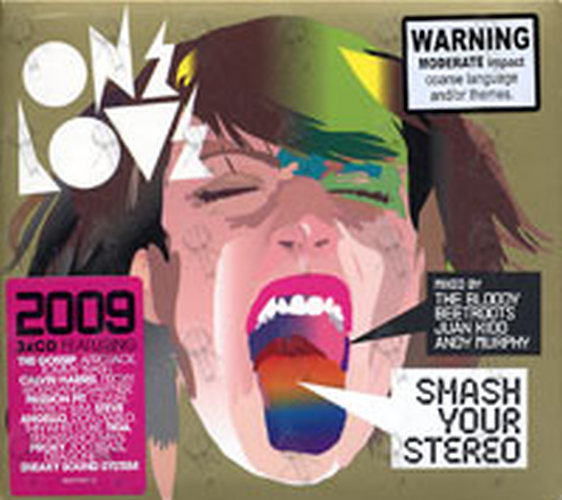 VARIOUS ARTISTS - One Love Smash Your Stereo 2009 - 1