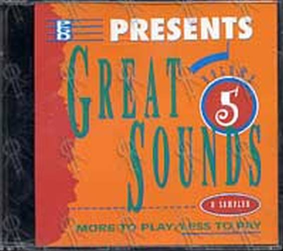 VARIOUS ARTISTS - PGD Presents Great Sounds Volume 5 - 1