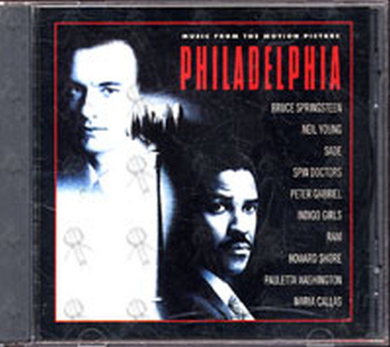 VARIOUS ARTISTS - Philadelphia - Music From The Motion Picture - 1