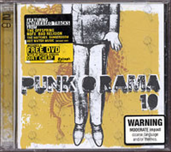 VARIOUS ARTISTS - Punk O Rama 10 - 1
